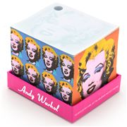 Galison - Andy Warhol Marilyn Memo Block