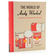 Galison - The World of Andy Warhol Activity Journal