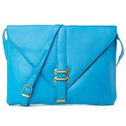 Condura - Envelope Cross Body Bag Blue