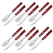 Tramontina - Porterhouse Red Steak Set 12pce