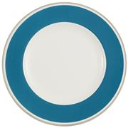 V&B - Anmut My Colour Petrol Blue Dinner Plate