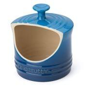 Le Creuset - Marseille Blue Stoneware Salt Pig