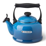 Le Creuset - Marseille Blue Traditional Kettle 2.1L
