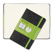 Moleskine - Evernote Hard Cover Squared Pocket Notebook