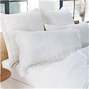 Sheridan - Abbotson Tailored Pillowcase Set White 2pce