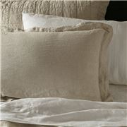 Sheridan - Abbotson Tailored Pillowcase Set Flax 2pce