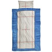 Snurk - Trampoline Single Quilt Cover Set