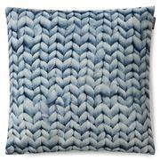 Snurk - Twirre Ice Blue Cushion