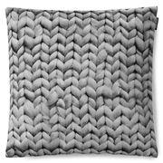 Snurk - Twirre Grey Cushion