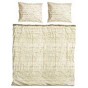 Snurk - Twirre Beige Queen Size Quilt Cover Set