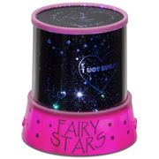 Shine On - Fairy Stars Light Projector
