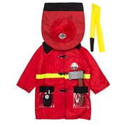 Johnco - Fire Fighter Children's Costume