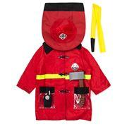 Johnco - Fire Fighter Children's Costume