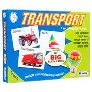 Frank - Transport Flash Cards