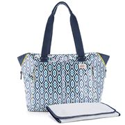 SkipHop - Jonathan Adler Syrie Luxe & Light Tote