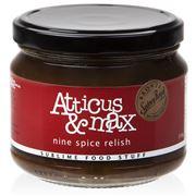 Atticus & Max - Nine Spice Relish