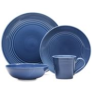 Royal Doulton - Gordon Ramsay Denim Maze Dinner Set 16pce