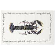 Raine & Humble - Fruits De Mer Lobster Tea Towel