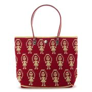 Skipping Girl - Skipper Red Carry All Tote