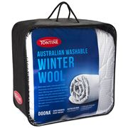 Tontine - Australian Washable Winter Wool King Quilt