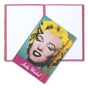 Galison - Andy Warhol Marilyn Monroe Pocket Journal