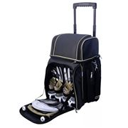 Ocho - Sintra Midnight Picnic Trolley Case for 4