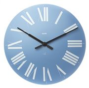 Alessi - Firenze Light Blue Wall Clock