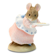 Beatrix Potter - Appley Dapply Figurine