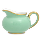 Limoges - Legle Water Green Cream Jug
