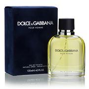 D & G - Pour Homme Eau de Toilette 125ml