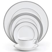 Wedgwood - Vera Wang Grosgrain Place Setting 5pce