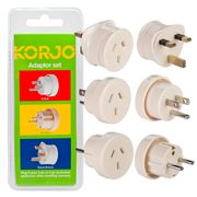 Korjo - International Adaptor Set