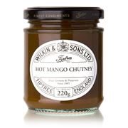 Tiptree - Hot Mango Chutney 220g