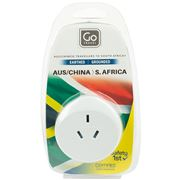 Go Travel - Adaptor Australia for South Africa