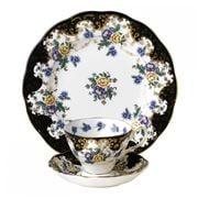 Royal Albert - 100 Years 1910s Duchess Tea Set 3pce