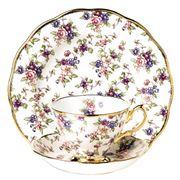 Royal Albert - 100 Years 1940s English Chintz Tea Set 3pce