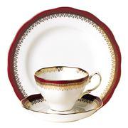 Royal Albert - 100 Years 1980s Holyrood Tea Set 3pce