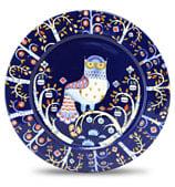 iittala - Taika Blue Plate 30cm