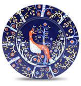 iittala - Taika Plate Blue 22cm
