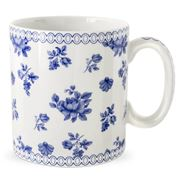 Spode - Blue Room Chintz Posy Mug