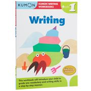 Book - Kumon Grade One Writing Workbook