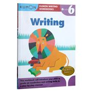 Book - Kumon Grade Six Writing Workbook