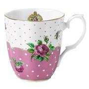 Royal Albert - Cheeky Pink Vintage Mug