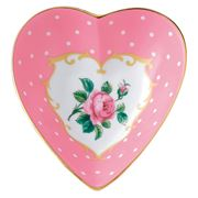 Royal Albert - Cheeky Pink Heart Trinket Tray