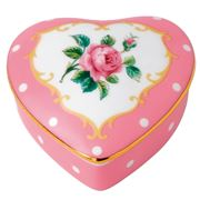 Royal Albert - Cheeky Pink Heart Trinket Box