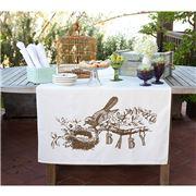 Tin Parade - Baby Table Banner