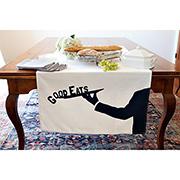 Tin Parade - Good Eats Table Banner