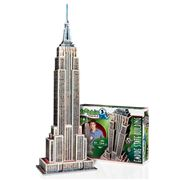 Games - Empire State Building 3D Jigsaw Puzzle 975pce