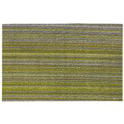 Chilewich - Indoor/Outdoor Skinny Stripe Small Citron Mat