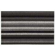 Chilewich - Even Stripe Indoor/Outdoor Mat Small Mineral